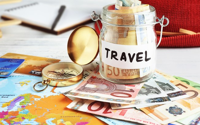 organizar finanças viagens
