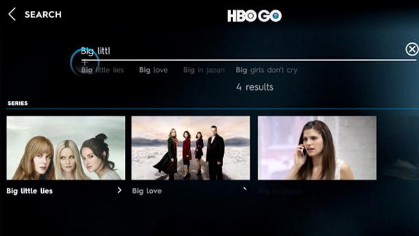 HBO GO Filmes